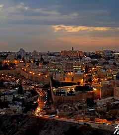 [耶路撒冷游记图片] 以色列、约旦游(三)耶路撒冷