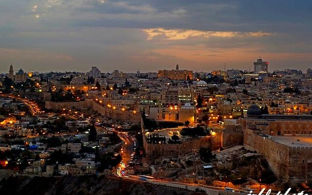 以色列、约旦游(三)耶路撒冷