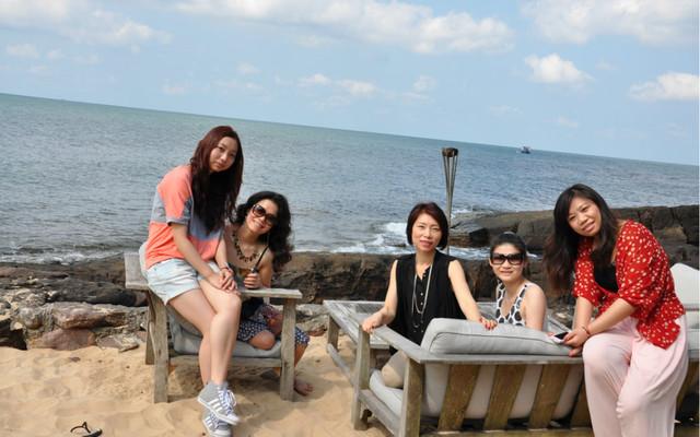 美女团的越南漫游记