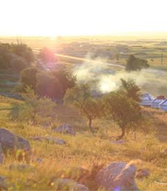 [赤峰游记图片] 来【克什克腾旗】实现属于夏天的憧憬,伏地聆听草原那汩汩的心跳