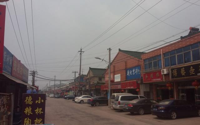 宜兴丁山尹家紫砂市场游记(原创,附多图)