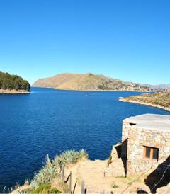 [玻利维亚游记图片] 情人的眼泪 ------玻利维亚的的喀喀湖游记