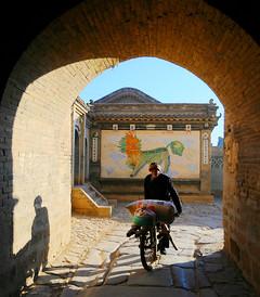 [蔚县游记图片] #冬季北京#【边走边歌】蔚州寻古味,箭扣天下险