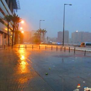 直布罗陀游记图文-TAP·Iberia(Doze:十二、狂风暴雨中的直布罗陀)