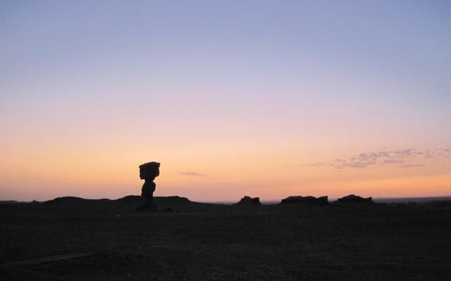 一个人的丝路之旅——敦煌、瓜州、嘉峪关、张掖、武威、兰州