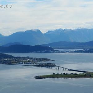 卑尔根游记图文-挪威, 最美的风景在路上--8日自由行实用攻略