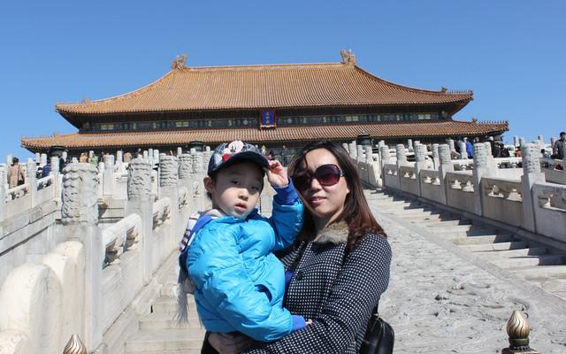 与北京的再一次约会(4大1小,4天4晚,9000左右家庭自由行)
