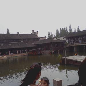 水上戏台旅游景点攻略图