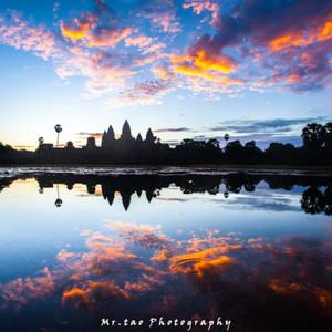 """柬埔寨游记图文-四个人的""""五月盛放""""--和小伙伴在吴哥的日子"""