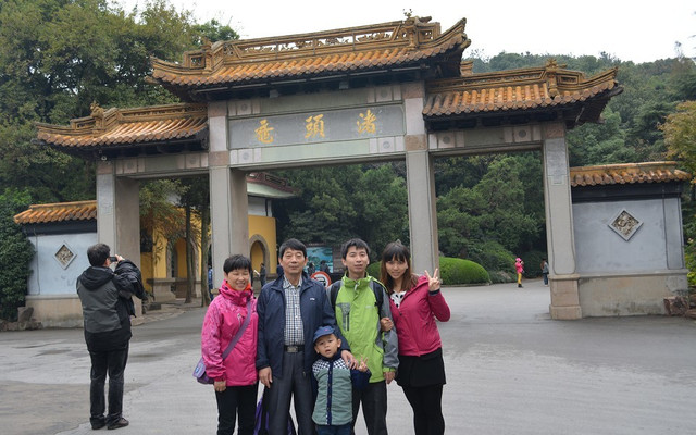 上海出发 无锡二日游