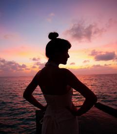 [马尔代夫游记图片] 玛娜法鲁-iruveli的浪漫之旅