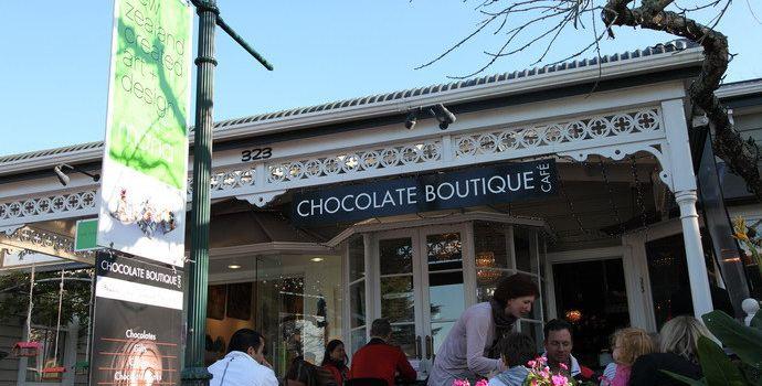 Chocolate Boutique Cafe2