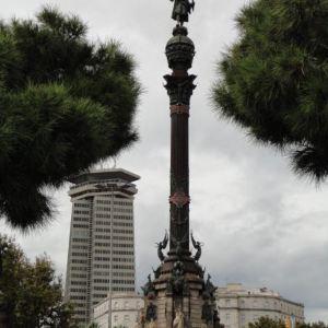 松树广场旅游景点攻略图