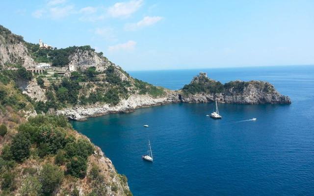 意大利旅游小札6 - 地中海滨即景