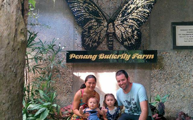〔加游站〕Malaysia family summer trip 2014马来西亚停泊岛槟城悠长假期