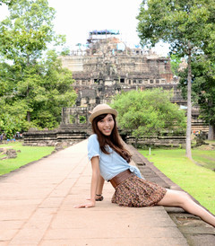 [暹粒游记图片] 柬埔寨-穿越时空之旅