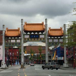 温哥华唐人街旅游景点攻略图