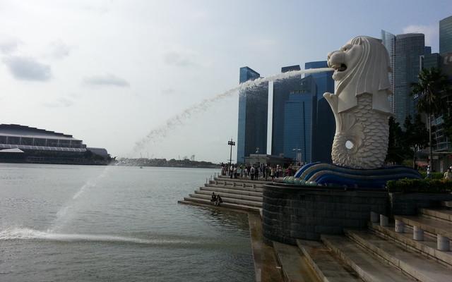新加坡5天4夜的旅行,发现更多的美好~自由行详细全攻略~