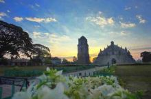 缤纷菲律宾之玩转吕宋岛系列,D7-Paoay Lake-日出-Paoay Church