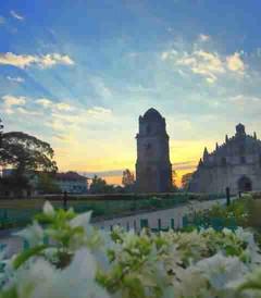 [菲律宾游记图片] 缤纷菲律宾之玩转吕宋岛系列,D7-Paoay Lake-日出-Paoay Church