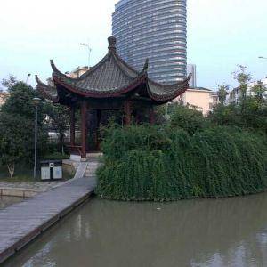 汀棠公园旅游景点攻略图