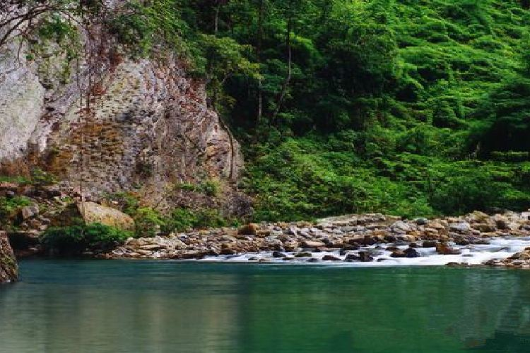 Zhangbu Scenic Area in South Guizhou3