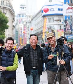 [上海游记图片] 热爱摄影的退休夫妇带你寻找上海的拍照胜地