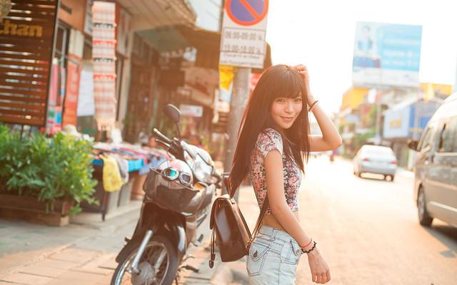 暹罗的乡村时光【爱上PAI,爱上泰国】【PAI拜县、清迈、安帕瓦水上市场、曼谷】
