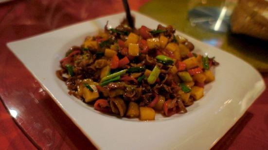 若味軒川菜館