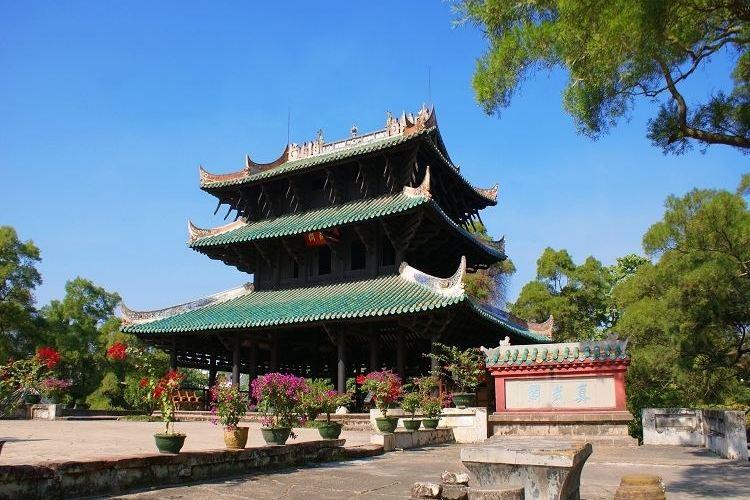 都嶠山風景區(慶壽岩)1