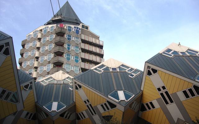鹿特丹,冬天不太冷