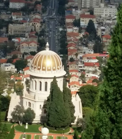 [海法游记图片] 现代空中花园海法:以色列纪行四