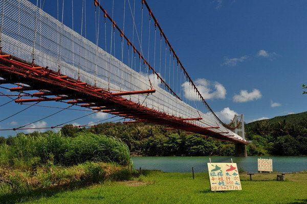 Gangkou Suspension Bridge