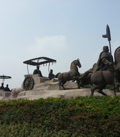 [徐州游记图片] 彭城徐州,一座历史文化名城,一个人在路上的记忆[徐州游记]