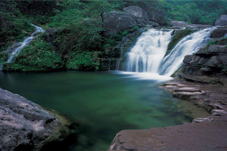 Yuntai Mountain Geopark2