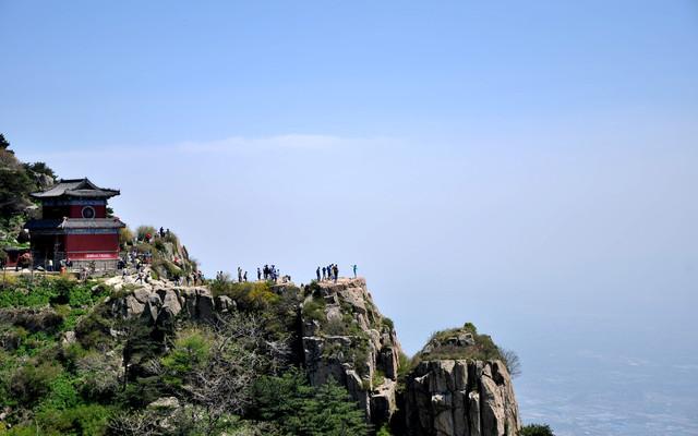 2014五一节登泰山