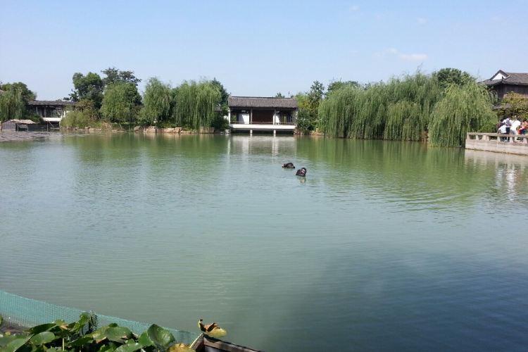 Shanghu Lake Scenic Area2