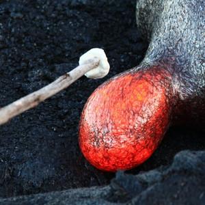 大岛游记图文-夏威夷大岛战记(续)当熔岩遇到闲人