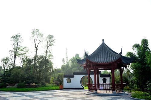 休闲旅游胜地——泸县龙桥文化生态园