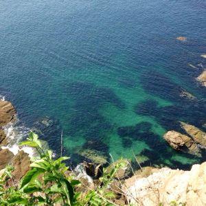 獐子岛旅游景点攻略图