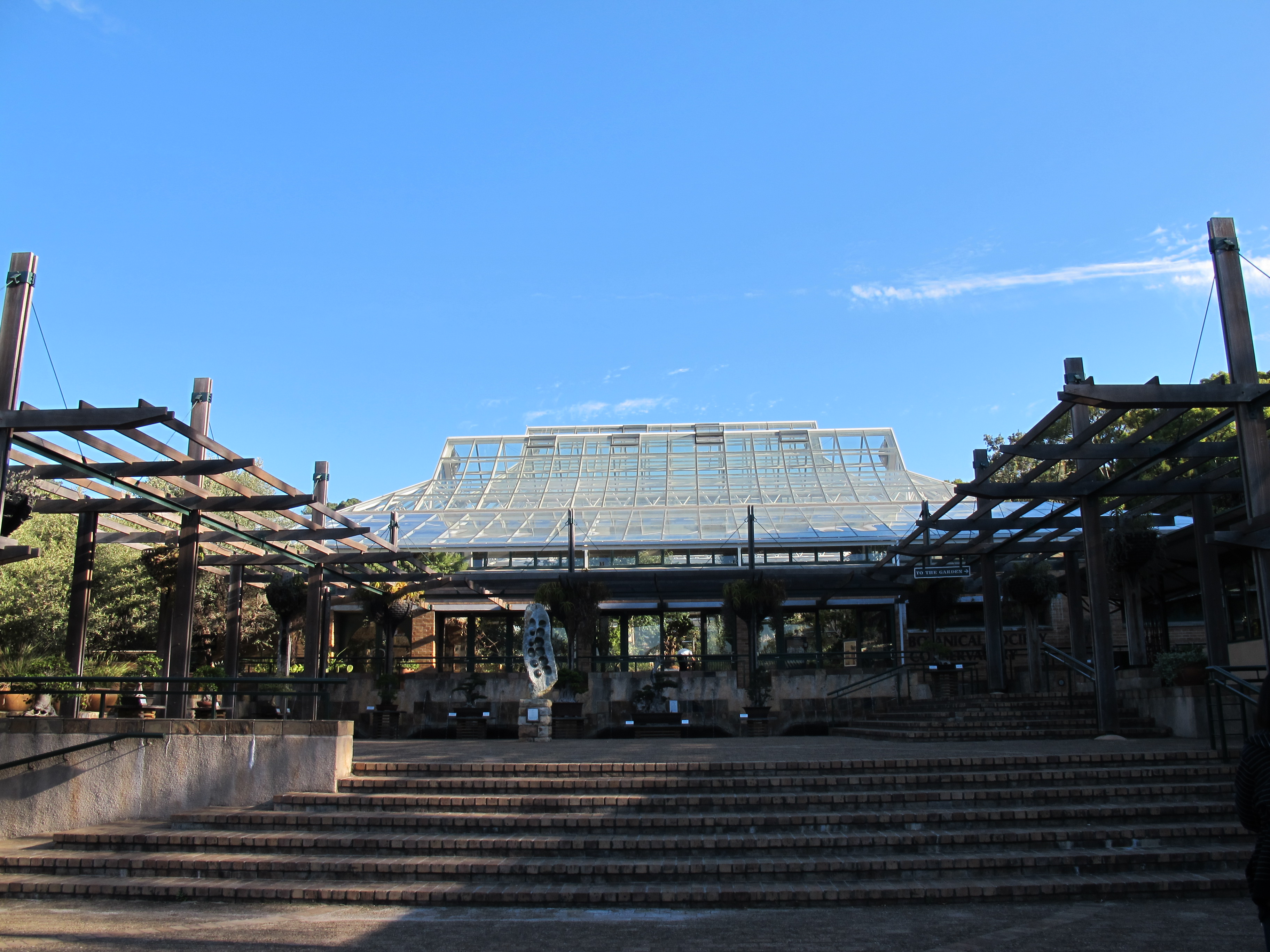 康斯坦博西植物园旅游景点图片