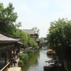 枣庄游记图文-2014-05-03台儿庄古城、大战馆之旅