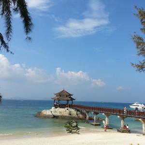 保亭游记图文-阳光沙滩的蜜月——逃离城市尾气的完美旅行