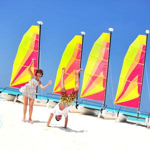 卡尼岛游记图文-原来马尔代夫可以很忙!不止发呆!吃喝玩乐每晚累趴乐趴!