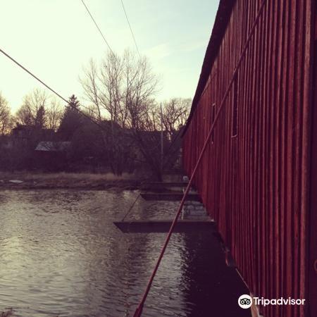West Montrose Covered Bridge (Kissing Bridge)3