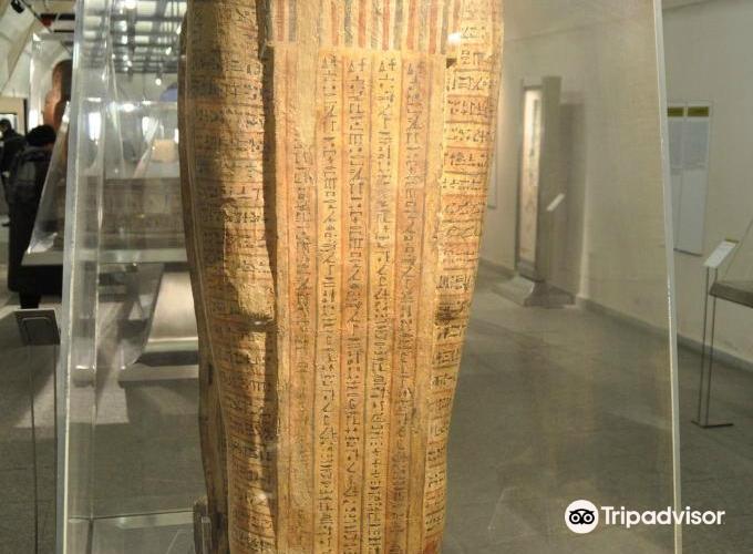 Civico Museo Archeologico Sezioni Preistorica ed Egizia3