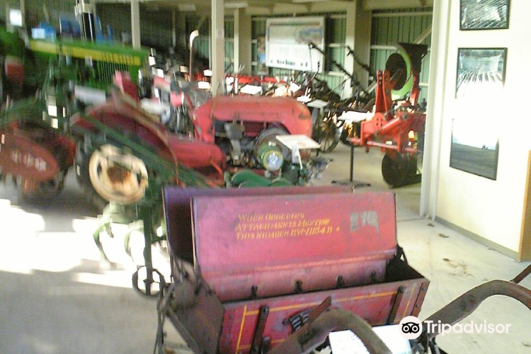Tokachi Agricultural Machinery Museum3