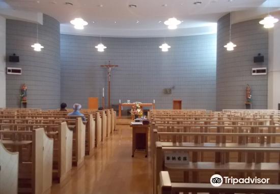 Asahikawa Gojo Catholic Church3
