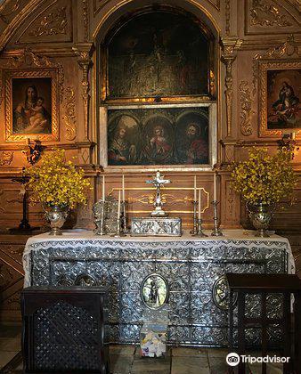 Chapel of Christ the Savior (Capilla de Cristo)1