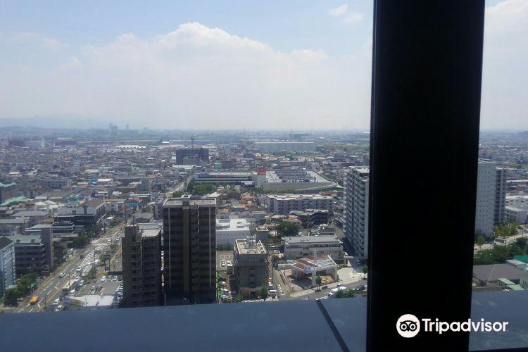 Takatsuki City Hall Observation Floor2